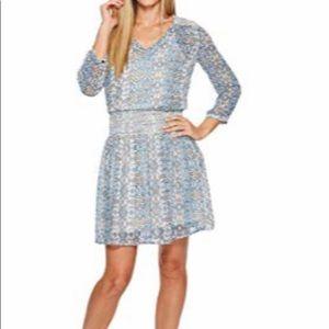 Baby blue ROPER Dress
